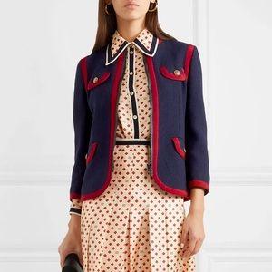 Authentic Gucci Tweed Jacket